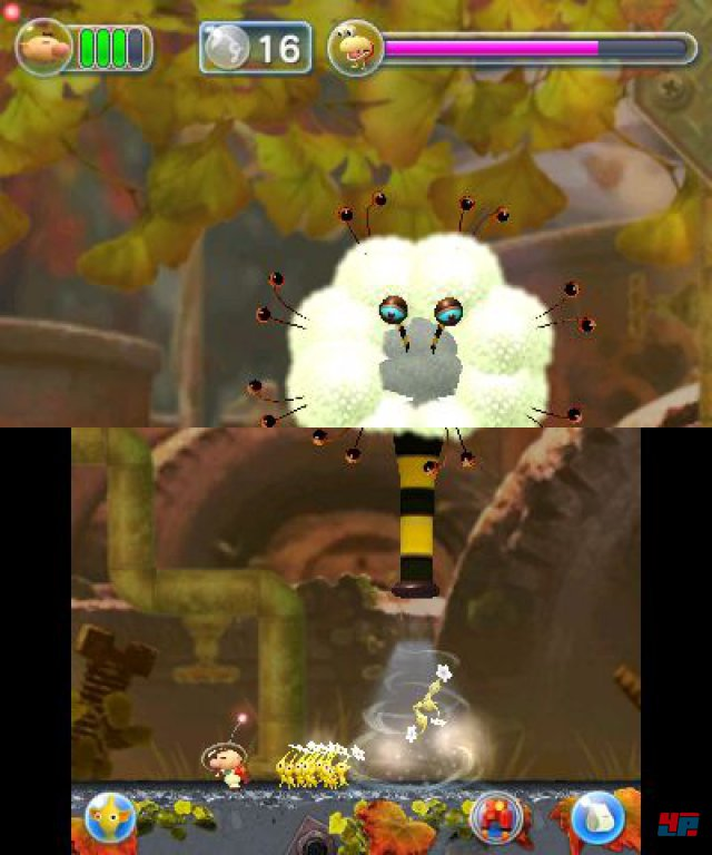 Screenshot - Hey! Pikmin (3DS) 92550136