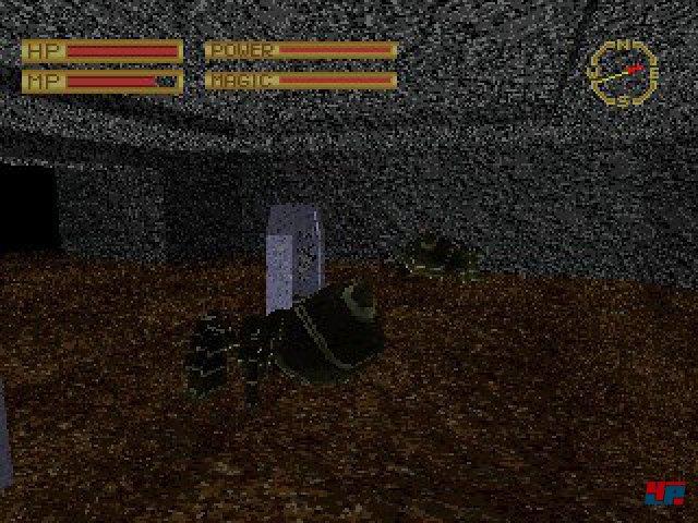 Screenshot - King's Field (Oldie) (PC)