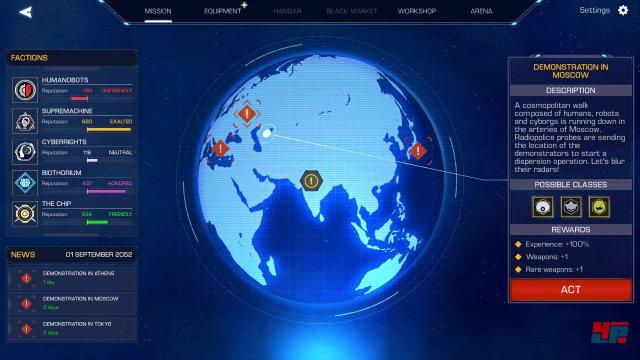 Screenshot - Robothorium (PC)