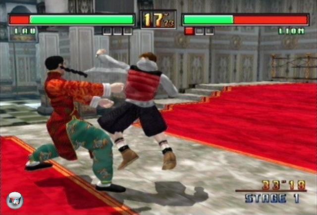 Endlich kloppen wie in der Spielhalle: Die zum Start erhältliche Umsetzung von Segas Vorzeigeprügler Virtua Fighter 3 sah dem eindrucksvollen Spielhallen-Original zum Verwechseln ähnlich. Dank potenter Hardware kamen Konsolen-Besitzer zum ersten Mal beinahe an 1:1-Umsetzungen aktueller 3D-Grafikprotzer aus den Arcades. Sega setzte auch die beiden kurzweiligen Virtua-Tennis-Teile und andere Automaten wie Sega Rally 2 für den Dreamcast um. Fans von Daytona 2 und dem schicken Scud Race warteten dagegen vergeblich auf eine Portierung. 1882563