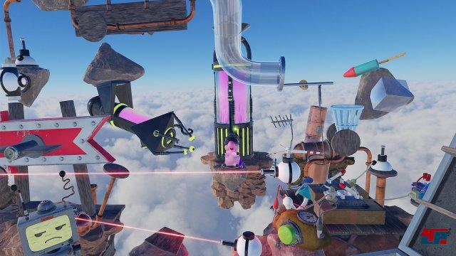 Screenshot - Crazy Machines VR (HTCVive)