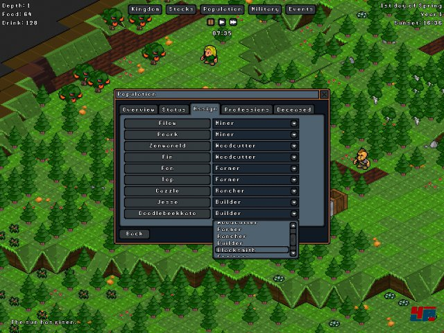 Screenshot - Gnomoria (Linux) 92524201