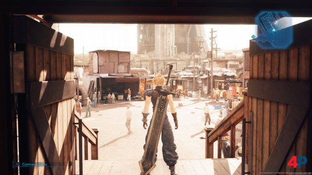 Screenshot - Final Fantasy 7 Remake (PS4) 92610371