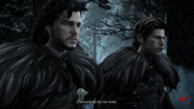 Screenshot - Game of Thrones - Episode 3: The Sword in the Darkness (iPad) 92502850