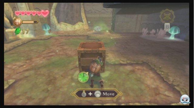 Screenshot - The Legend of Zelda: Skyward Sword (Wii) 2276482
