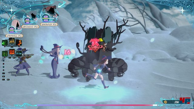 Screenshot - Little Witch Academia: Chamber of Time (PC) 92564392