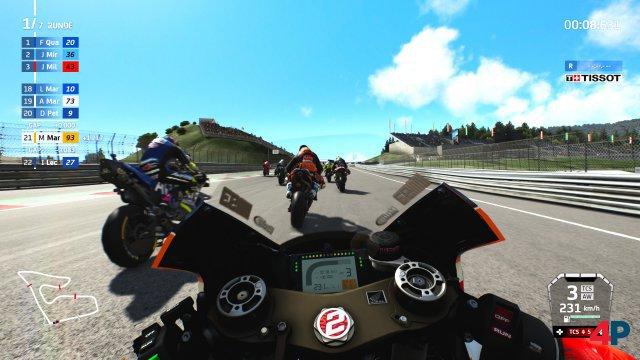 Screenshot - Moto GP 21 (PlayStation5) 92640532