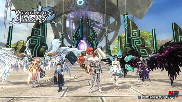 Screenshot - Weapons of Mythology - New Age (PC) 92530308