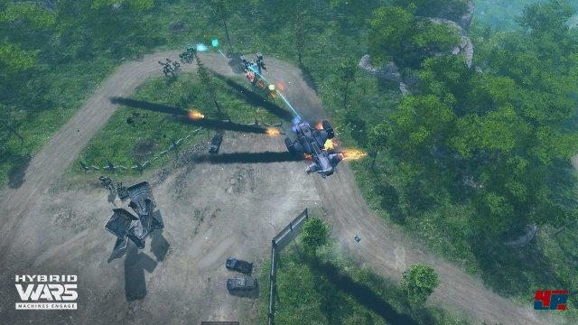 Screenshot - Hybrid Wars (PC) 92534681