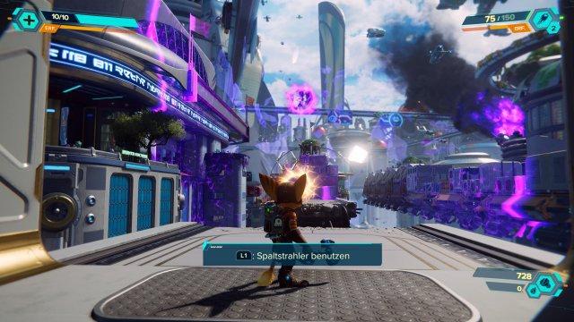 Screenshot - Ratchet & Clank: Rift Apart (PlayStation5)