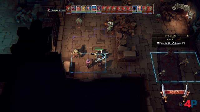 Screenshot - The Dungeon of Naheulbeuk: The Amulet of Chaos (PC) 92625762