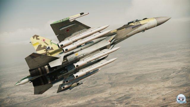 Screenshot - Ace Combat: Assault Horizon (360) 2270912