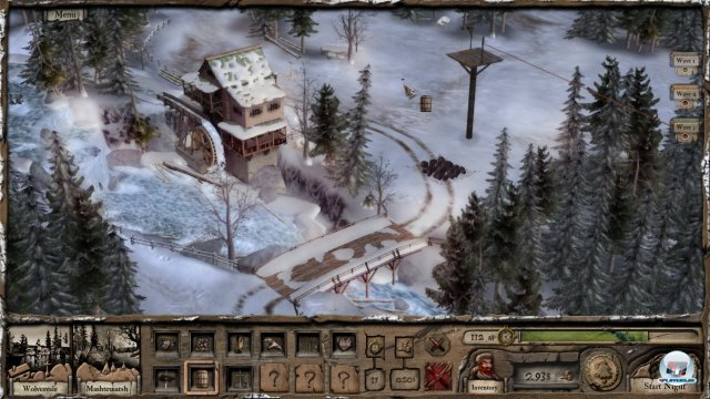 Screenshot - Sang-Froid - Tales of the Werewolves (PC)