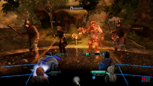 Screenshot - The Bard's Tale 4: Barrows Deep (PC) 92574223