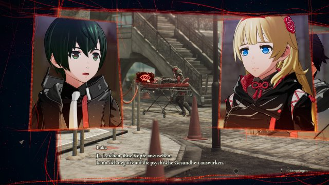 Screenshot - Scarlet Nexus (PlayStation5)