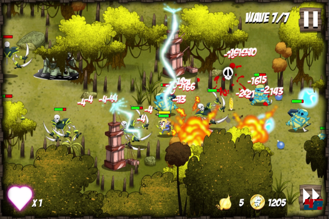 Screenshot - Onion Force (PC) 92518068