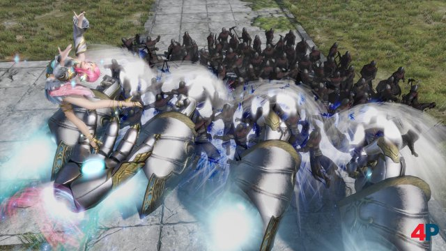 Screenshot - Warriors Orochi 4 Ultimate (PC) 92606099