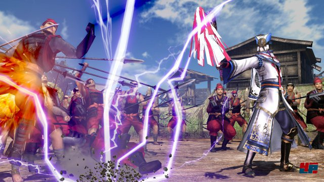 Screenshot - Samurai Warriors 4-2 (PC) 92513210