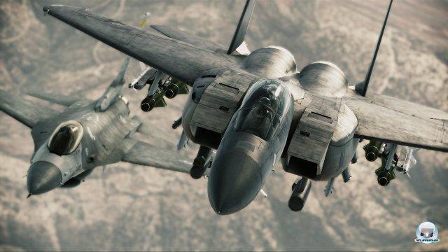 Screenshot - Ace Combat: Assault Horizon (360) 2272987