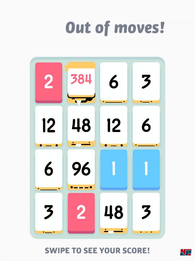 Screenshot - Threes! (iPad) 92483438