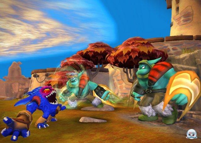 Screenshot - Skylanders: Giants (Wii_U) 92426952