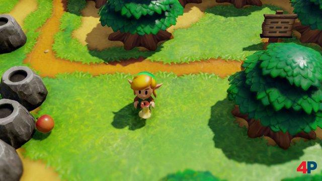 Screenshot - The Legend of Zelda: Link's Awakening (Switch) 92590015