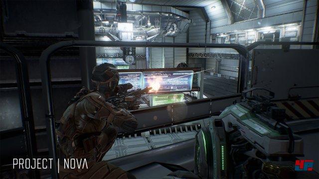 Das Dust-Studio konzentriert sich diesmal zuerst aufs Spielgefühl - inhaltlich wird Project Nova erst aufgebaut, wenn das Fundament steht.