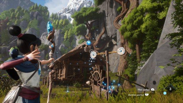 Screenshot - Kena: Bridge of Spirits (PlayStation5) 92649943