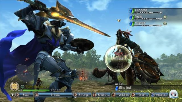 Screenshot - White Knight Chronicles II (PlayStation3) 2226869