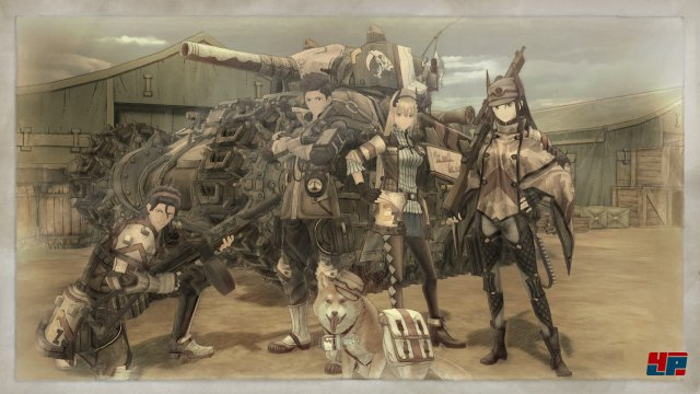 Screenshot - Valkyria Chronicles 4 (Switch) 92574395