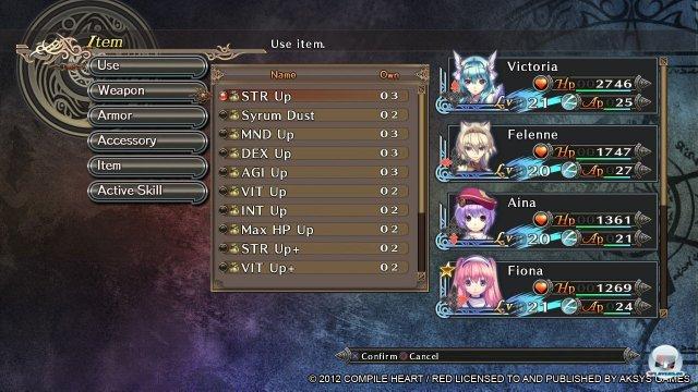Screenshot - Agarest: Generations of War 2 (PlayStation3) 92403192
