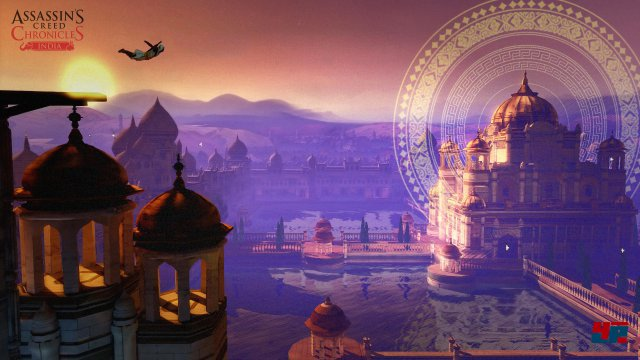 Screenshot - Assassin's Creed Chronicles: India (PC)