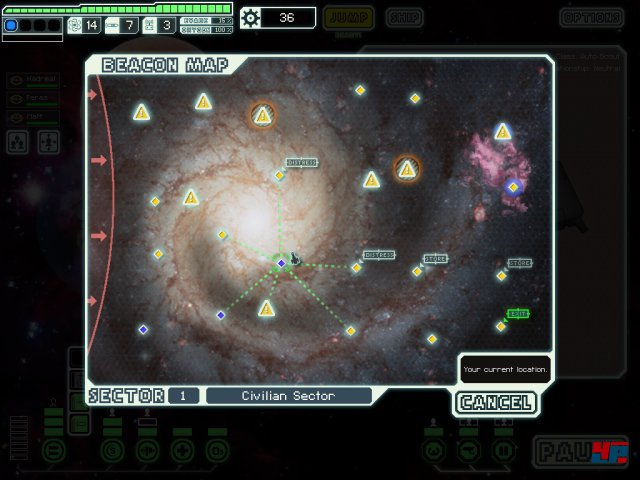 Screenshot - FTL: Faster Than Light (iPad) 92479802