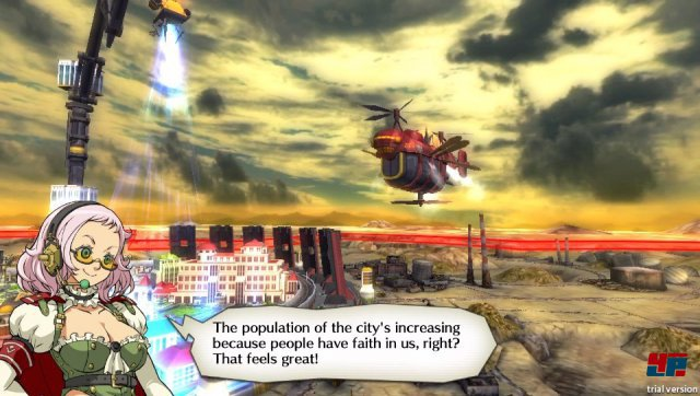 Screenshot - Aegis of Earth: Protonovus Assault (PlayStation3) 92524329