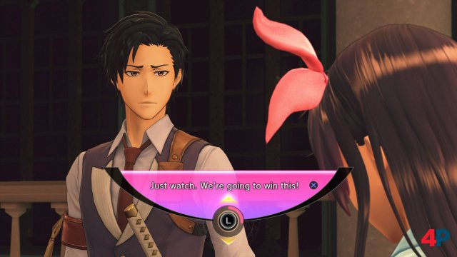 Screenshot - Sakura Wars (PS4) 92608177