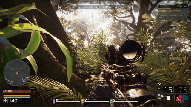 Screenshot - Predator: Hunting Grounds (PS4)