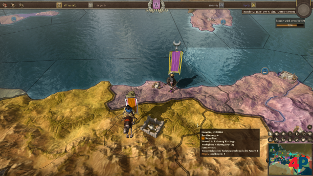 Screenshot - Field of Glory: Empires (PC) 92592318