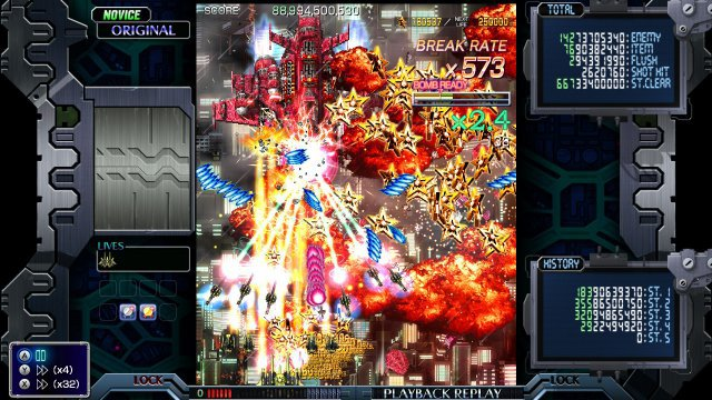 Screenshot - Crimzon Clover - World EXplosion (Switch) 92628129