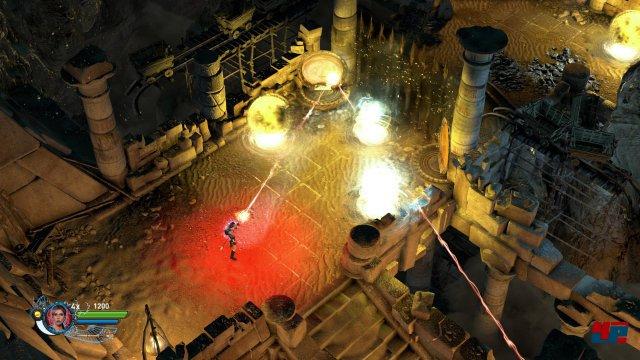 Screenshot - Lara Croft und der Tempel des Osiris (PC) 92496302