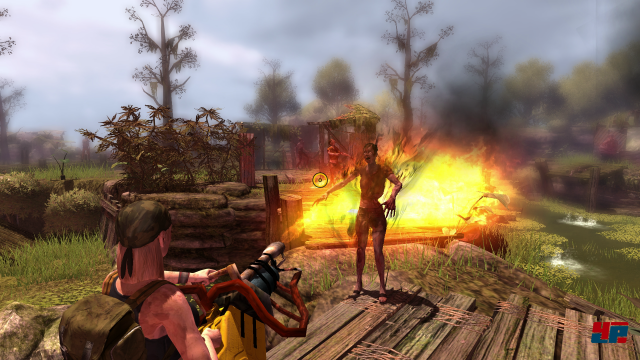 Screenshot - How to Survive (PC) 92506118