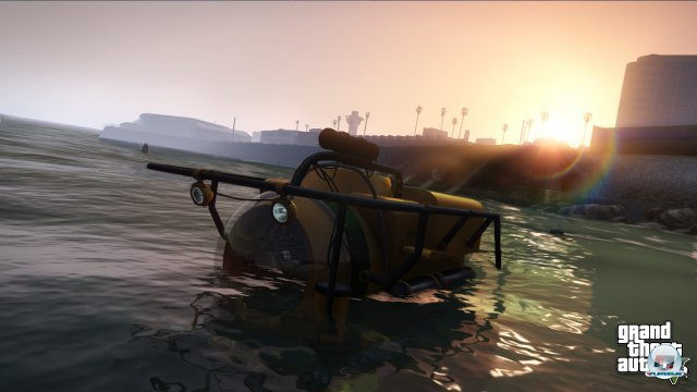 Screenshot - Grand Theft Auto V (360) 92432807