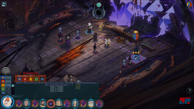 Screenshot - The Banner Saga 3 (PC) 92569942