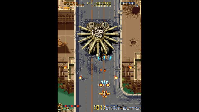 Screenshot - Capcom Arcade Stadium (Switch) 92635210