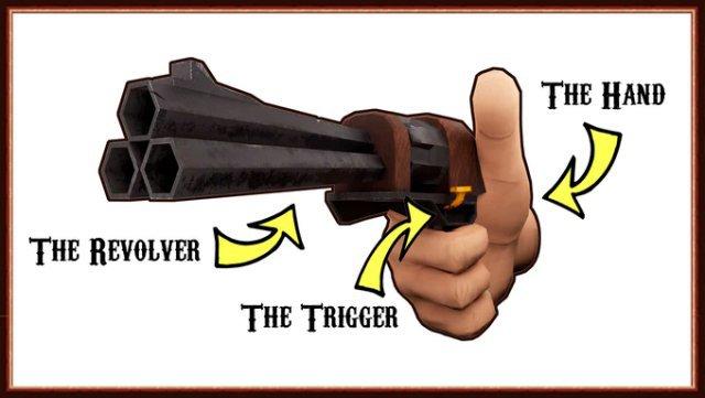Screenshot - Finger Gun VR (OculusQuest, VirtualReality) 92630102