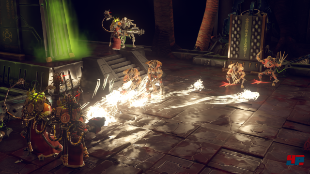 Screenshot - Warhammer 40.000: Mechanicus (Linux) 92579879