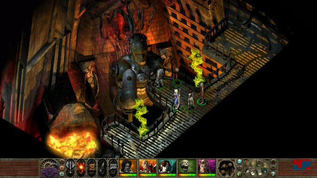 Screenshot - Planescape: Torment (PC)