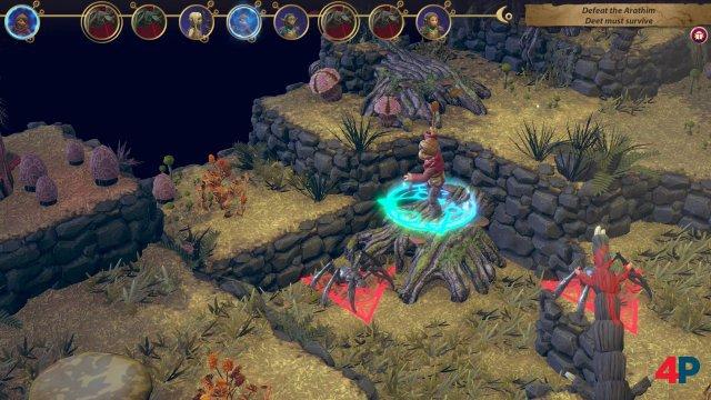 Screenshot - Der dunkle Kristall: Ära des Widerstands (PC)
