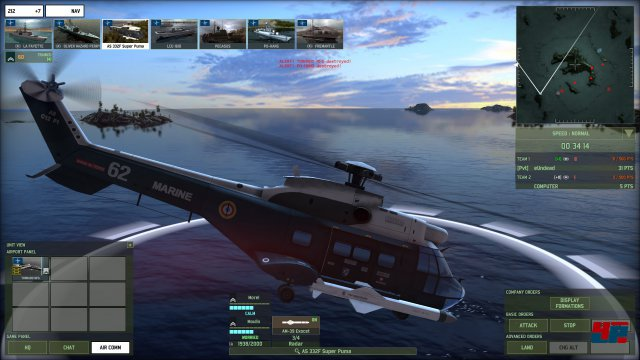 Screenshot - Wargame: Red Dragon (PC) 92481127