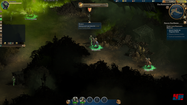 Screenshot - Might & Magic Heroes Online (PC)