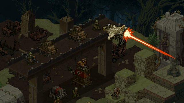Screenshot - Metal Slug Tactics (PC) 92643826